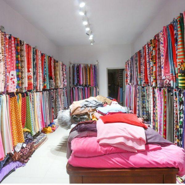 Home-Textiles-and-Garments-Spandex-Light-Purple-Plain-Super-Soft